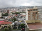 view of Loja from hotel
