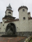 City Gate of Loja, Ecuador