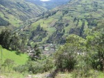 another view on the way to Loja