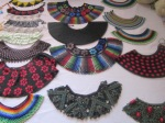 Saraguense beaded necklaces