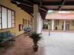 Inside INIGER compound