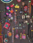 Jewelry at Soul Flower boutique