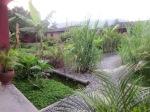 Le Rendezvous Hostal garden