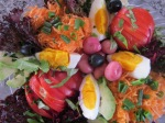 organic masterpiece with Cuenca produce